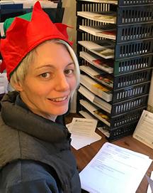 Ann Christmas Elf