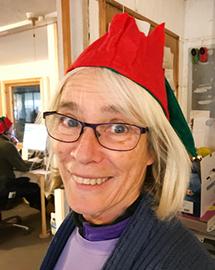 Isobel Christmas Elf