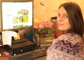 Michelle joins our customer service team