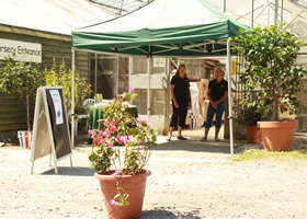 Plants4Presents NGS open day